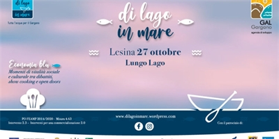 Di lago in mare, nuovo evento a Lesina