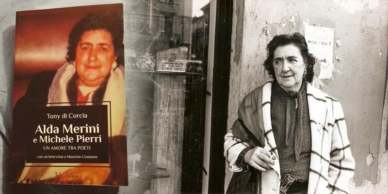 Ada Merini e Michele Perri, un amore tra poeti - Intervista a Tony di Corcia