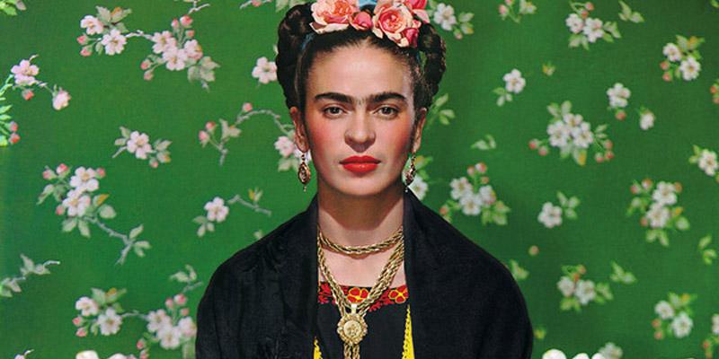 Cedrospeziato vi racconterà Frida Kahlo, i suoi quadri in mostra a Bologna