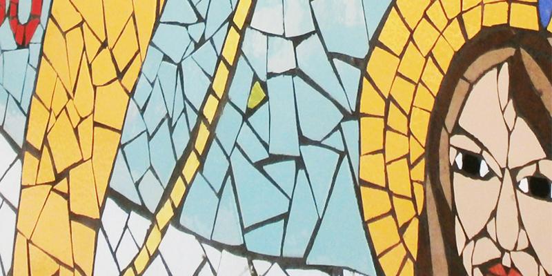 L'arte del mosaico attraverso gli occhi di Giusy Valente