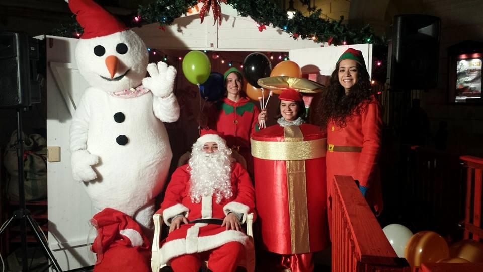 Successo per Libando a Natale