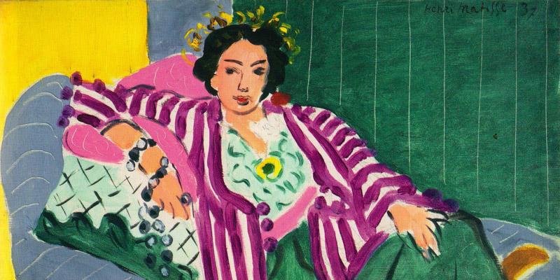 Cedrospeziato incontra l'arte di Matisse