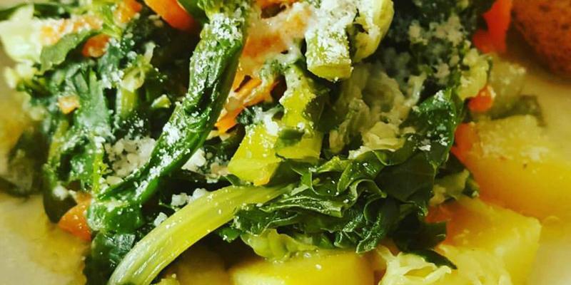 La mia minestra di verdure