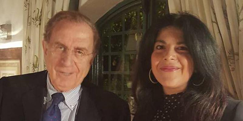 Cedrospeziato incontra Michele Mirabella