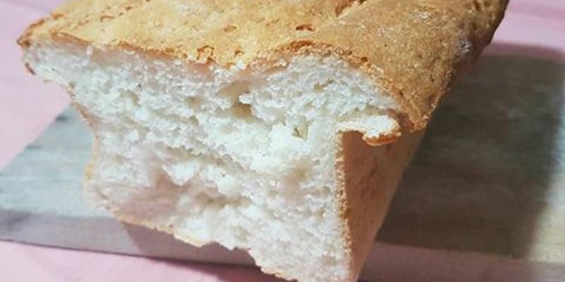 Pane a baule senza glutine