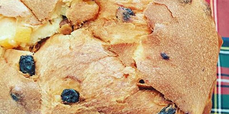 Panettone a Natale