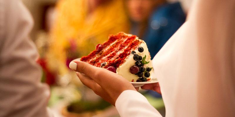 Red Velvet Cake, mito americano