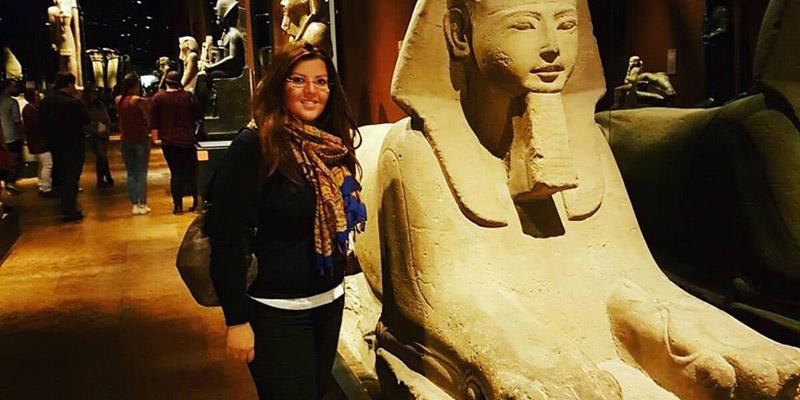 Cedrospeziato & la cultura egizia a Torino