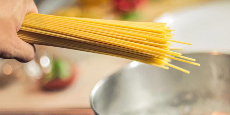 Spaghetti cedrosi