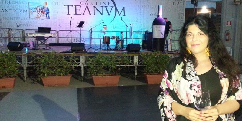 Otre Tango e il via al Teanum Wine Festival