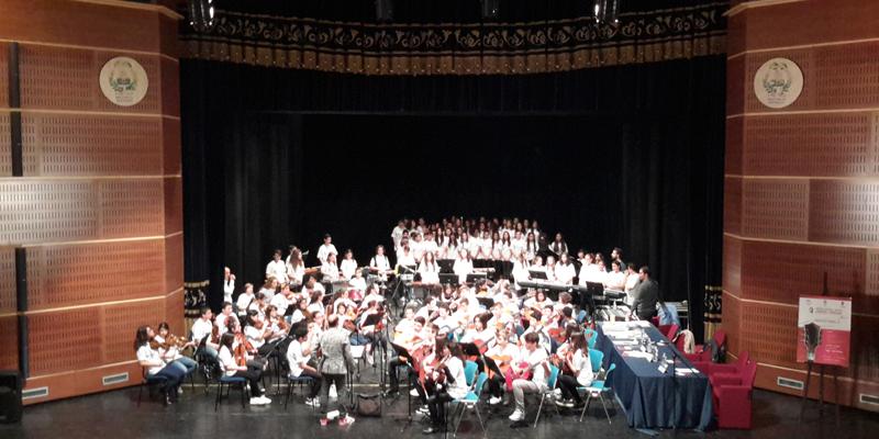 Concorso Umberto Giordano e a Foggia trionfa la musica!