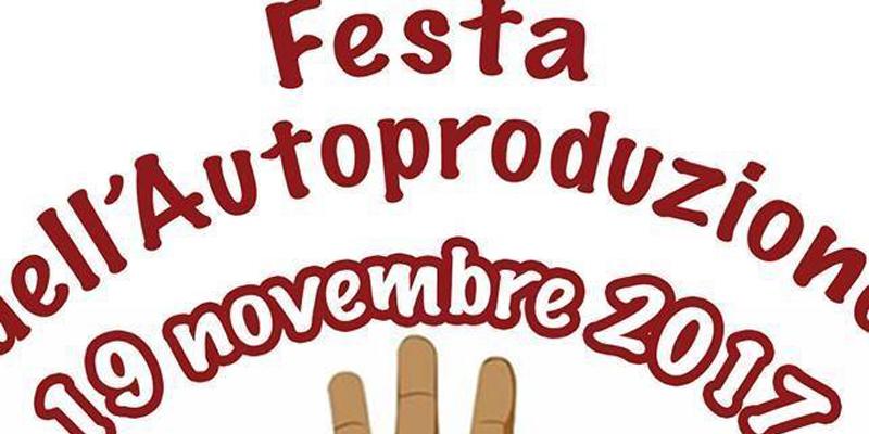 Appuntamenti del fine settimana: A Cerignola c'è la festa dell'autoproduzione