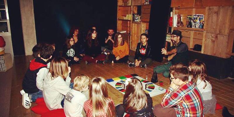 Inclusione sociale e artistica a Mattinata