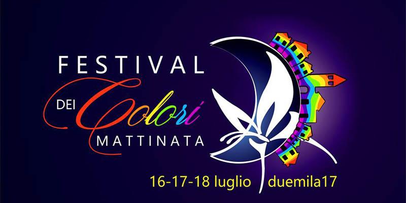 Festival dei colori ed è subito festa!