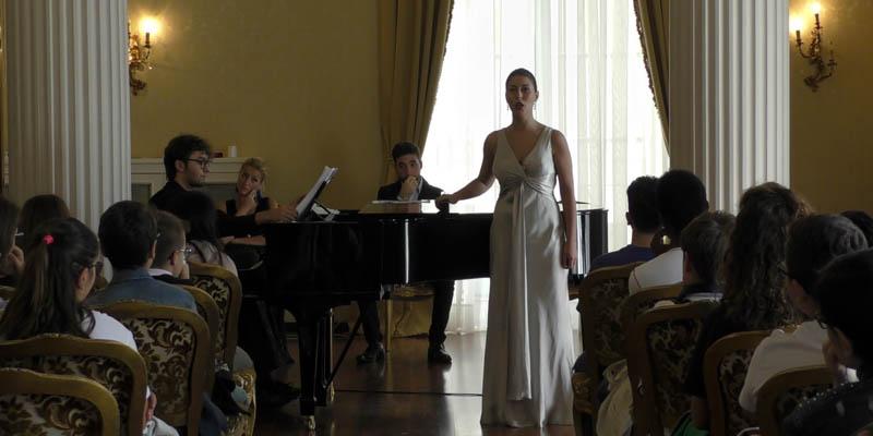 """Concerto di gala """"Giordano all'Opera"""" e Foggia celebra la musica!"""