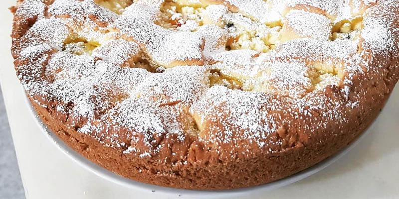 Dolce pasquale: crostata ricotta e cioccolato