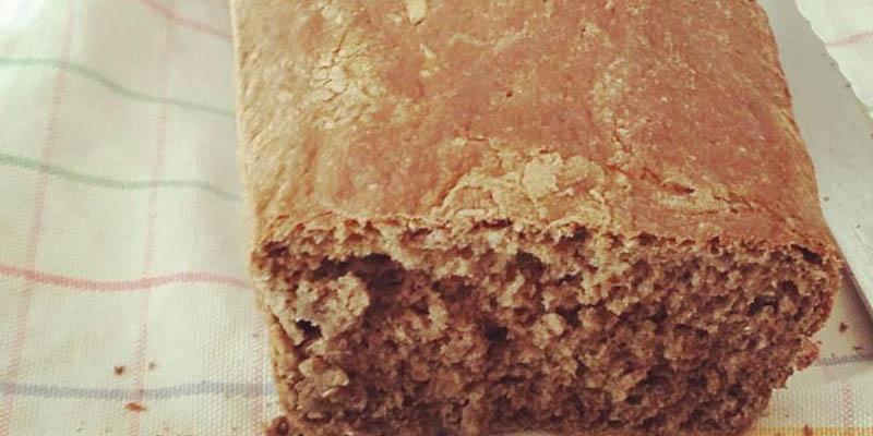 Pane ai cereali home made