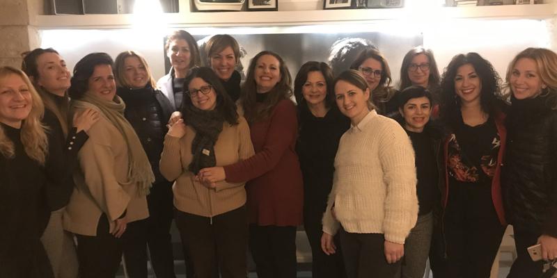 Donne del Vino Puglia - confermata Marianna Cardone