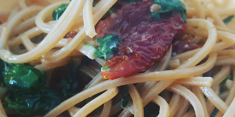 Spaghettoni tricolore