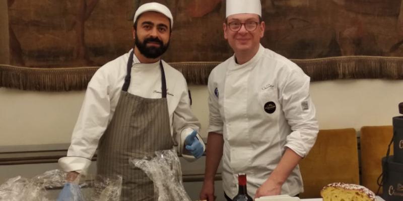 Pasticceri che rappresentano la Puglia: Ciro Chiazzolino