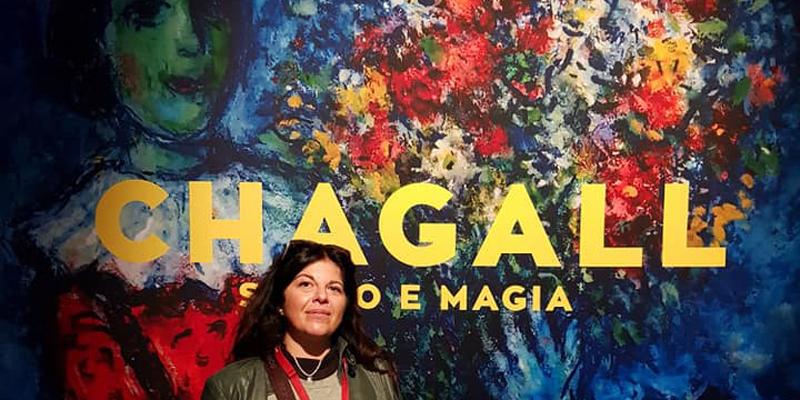 Chagall a Bologna
