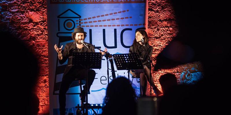 Alda Merini e Dante rock con Erica Mou e Cosimo Damiano Damato