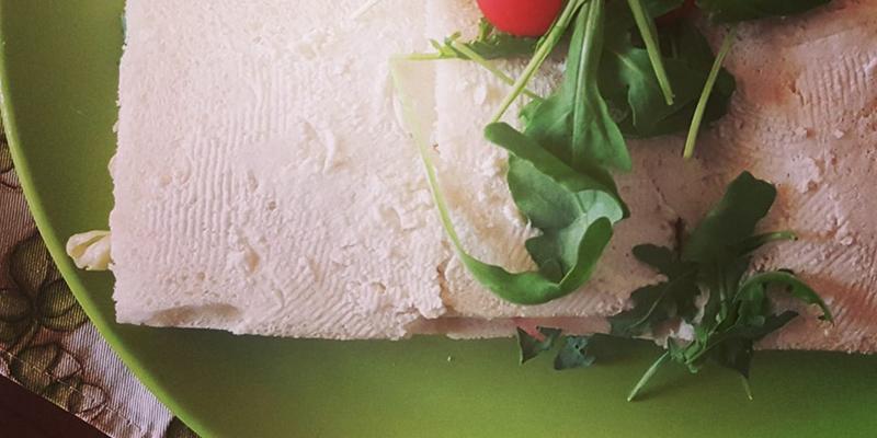Torta sandwich ed è subito estate