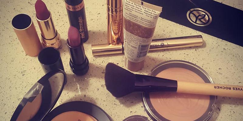 1-2-3 Make up!