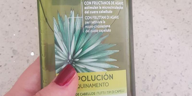 Prodotti detox, lo shampoo